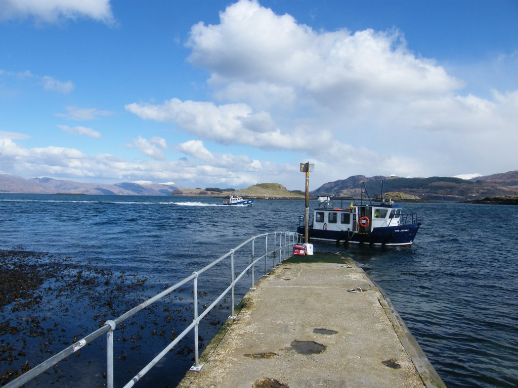 Port Appin - Lismore Ferry